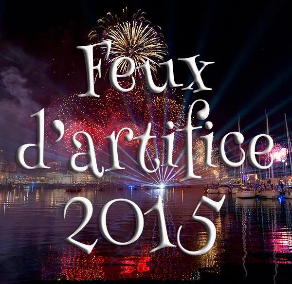 Concours Photo - Feux d'artifice 2015