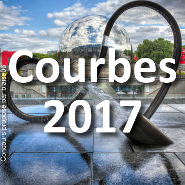 Courbes 2017