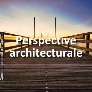 Perspective architecturale
