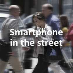 Concours Photo Smartphone in the street